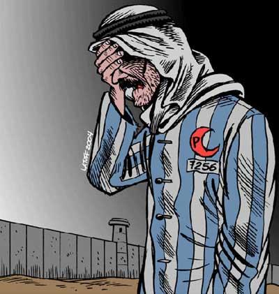Carlos Latuff | Brésil | 2nd Prix: 9000 $ + Trophée + Mention Honorable