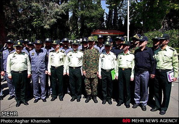 پلیس افتخاری شرایط عضویت رونمایی از پلیس افتخاری