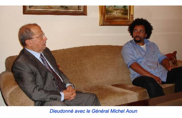 Dieudonn Rencontre Mahmoud